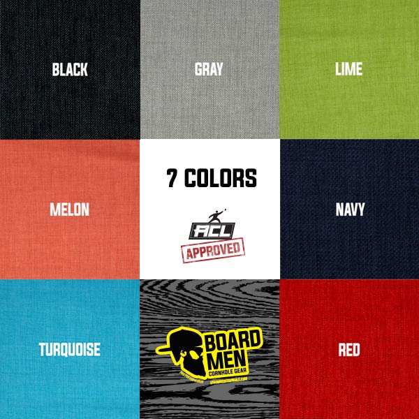 7colors Slick Synthetic Canvas